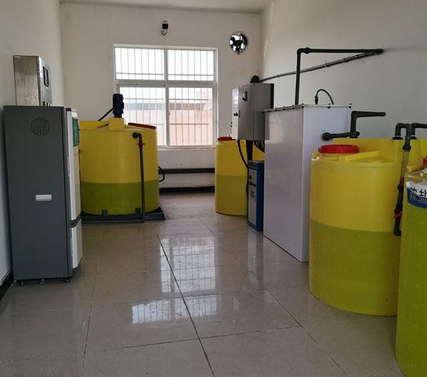 电解盐次氯酸钠发生器