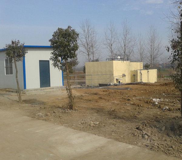 襄阳医疗、生活污水处理工程
