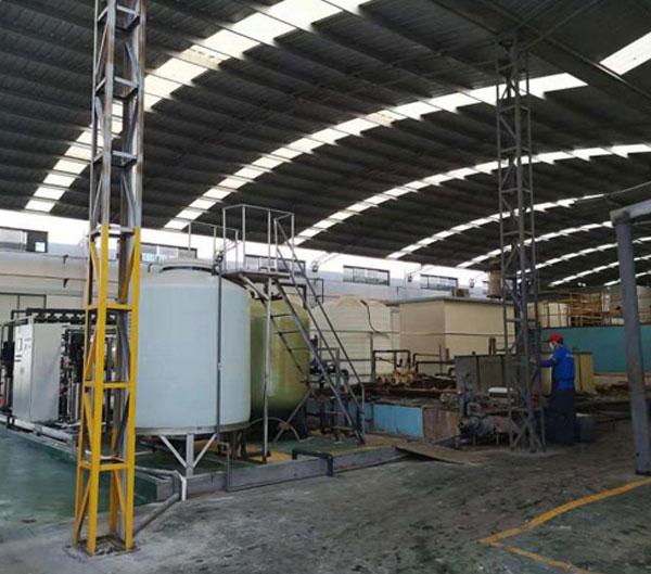 印染、电镀行业污水处理工程